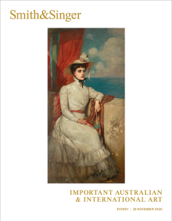 Important Australian & International Art - Sydney - 18 November 2020|